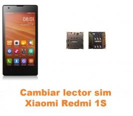 Cambiar lector sim Xiaomi Mi 1S Mi1S