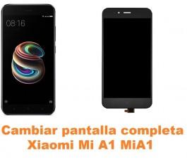 Cambiar pantalla completa Xiaomi Mi A1 MiA1
