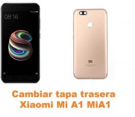 Cambiar tapa trasera Xiaomi Mi A1 MiA1