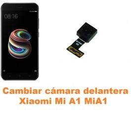 Cambiar cámara delantera Xiaomi Mi A1 MiA1
