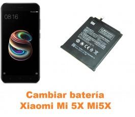 Cambiar batería Xiaomi Mi 5X Mi5X