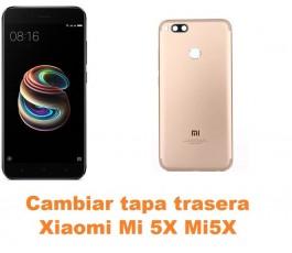 Cambiar tapa trasera Xiaomi Mi 5X Mi5X