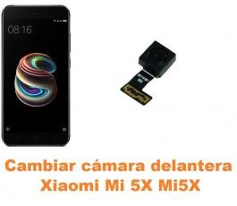 Cambiar cámara delantera Xiaomi Mi 5X Mi5X