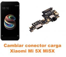 Cambiar conector carga Xiaomi Mi 5X Mi5X