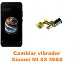 Cambiar vibrador Xiaomi Mi 5X Mi5X