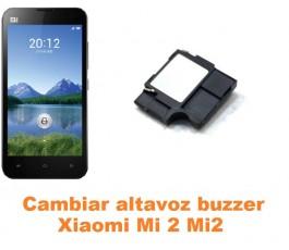 Cambiar altavoz buzzer Xiaomi Mi 2 Mi2