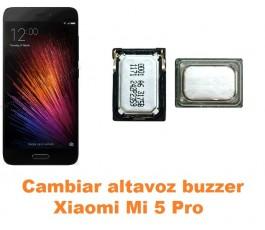 Cambiar altavoz buzzer Xiaomi Mi 5 Mi5 Pro
