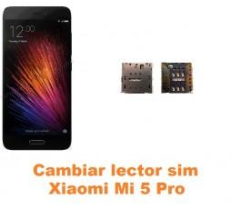 Cambiar lector sim Xiaomi Mi 5 Mi5 Pro