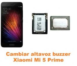 Cambiar altavoz buzzer Xiaomi Mi 5 Mi5 Prime