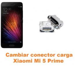 Cambiar conector carga Xiaomi Mi 5 Mi5 Prime