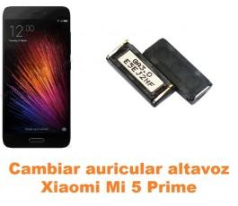 Cambiar auricular altavoz Xiaomi Mi 5 Mi5 Prime