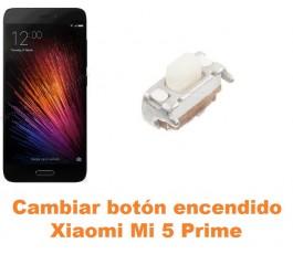 Cambiar botón encendido Xiaomi Mi 5 Mi5 Prime