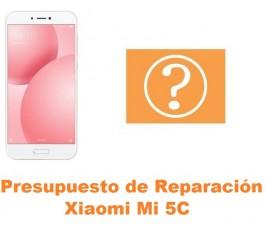Presupuesto de reparación Xiaomi Mi 5C Mi5C