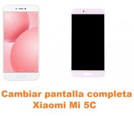 Cambiar pantalla completa Xiaomi Mi 5C Mi5C