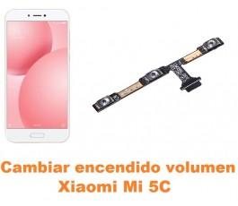 Cambiar encendido y volumen Xiaomi Mi 5C Mi5C