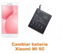 Cambiar batería Xiaomi Mi 5C Mi5C