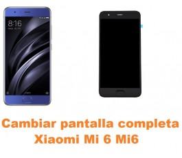 Cambiar pantalla completa Xiaomi Mi 6 Mi6
