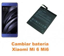 Cambiar batería Xiaomi Mi 6 Mi6