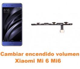 Cambiar encendido y volumen Xiaomi Mi 6 Mi6
