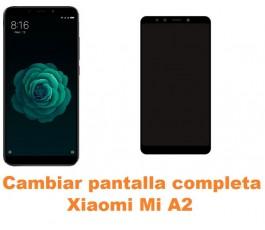 Cambiar pantalla completa Xiaomi Mi A2 MiA2
