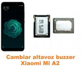 Cambiar altavoz buzzer Xiaomi Mi A2 MiA2