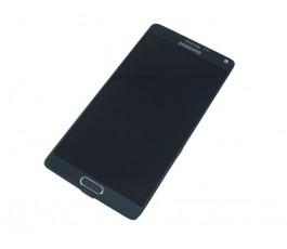 Pantalla completa con marco para Samsung Galaxy Note 4 original