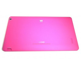 Tapa trasera para Woxter QX109 QX 109 rosa original