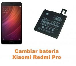 Cambiar batería Xiaomi Redmi Pro