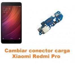 Cambiar conector carga Xiaomi Redmi Pro