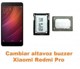 Cambiar altavoz buzzer Xiaomi Redmi Pro