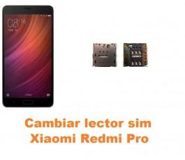Cambiar lector sim Xiaomi Redmi Pro