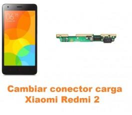 Cambiar conector carga Xiaomi Redmi 2
