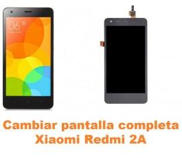 Cambiar pantalla completa Xiaomi Redmi 2A
