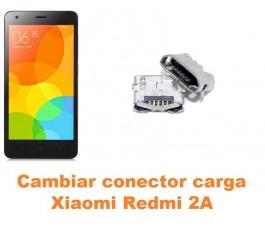 Cambiar conector carga Xiaomi Redmi 2A