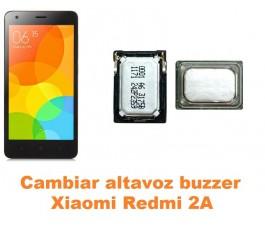 Cambiar altavoz buzzer Xiaomi Redmi 2A