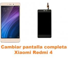 Cambiar pantalla completa Xiaomi Redmi 4
