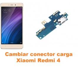 Cambiar conector carga Xiaomi Redmi 4