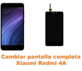 Cambiar pantalla completa Xiaomi Redmi 4A