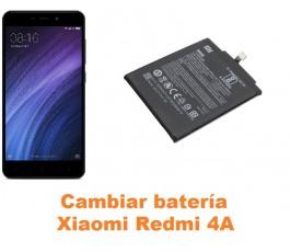 Cambiar batería Xiaomi Redmi 4A