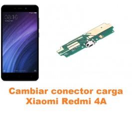 Cambiar conector carga Xiaomi Redmi 4A
