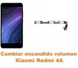 Cambiar encendido y volumen Xiaomi Redmi 4A