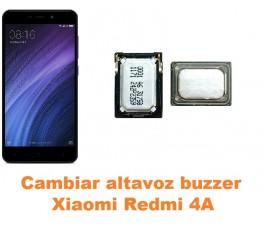 Cambiar altavoz buzzer Xiaomi Redmi 4A