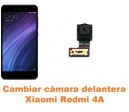 Cambiar cámara delantera Xiaomi Redmi 4A