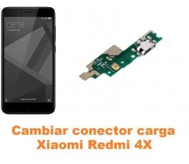 Cambiar conector carga Xiaomi Redmi 4X