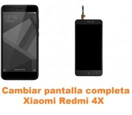 Cambiar pantalla completa Xiaomi Redmi 4X