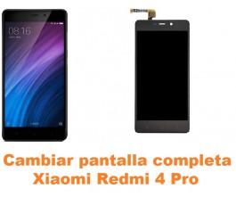 Cambiar pantalla completa Xiaomi Redmi 4 Pro