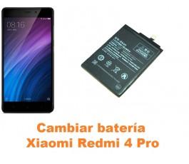 Cambiar batería Xiaomi Redmi 4 Pro