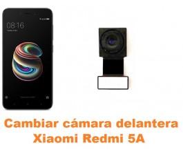 Cambiar cámara delantera Xiaomi Redmi 5A
