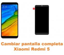 Cambiar pantalla completa Xiaomi Redmi 5