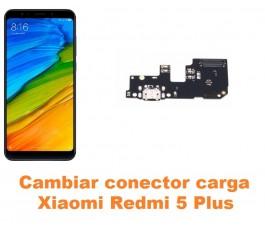 Cambiar conector carga Xiaomi Redmi 5 Plus
